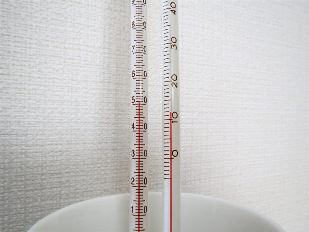 料理用温度計(ダイソー)